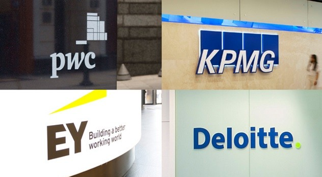 Meet the Big 4 Accounting Firms