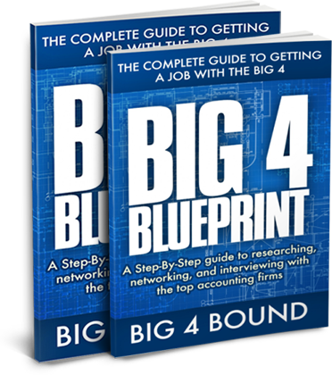 Big 4 Bound the 1 website helping you land a job with the Big 4